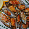 Mussels on the Half Shell*