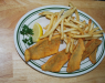 Lake Erie Yellow Perch Fish & Chips